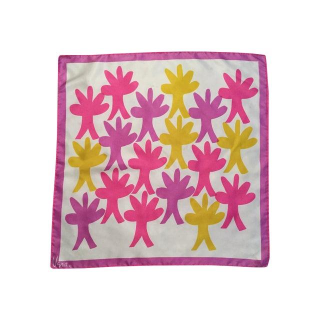 Vintage Vera Neumann Fabric Square - Image 1 of 7