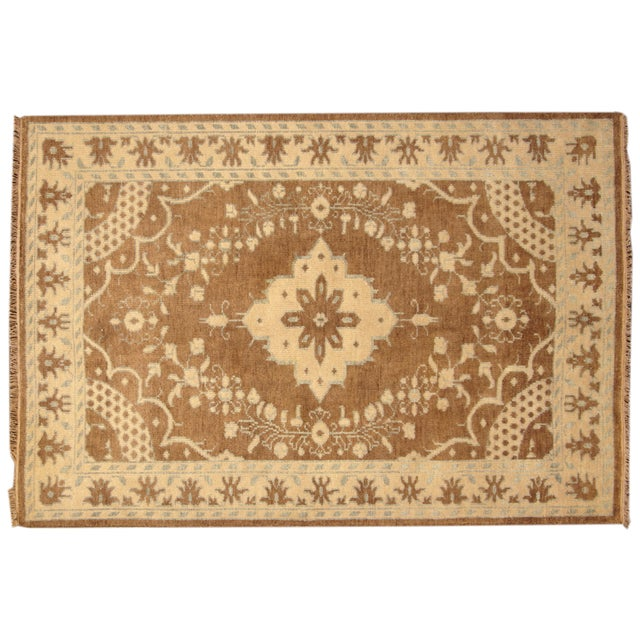 "Apadana Kerman Rug - 6'0"" X 8'10"" - Image 1 of 4"
