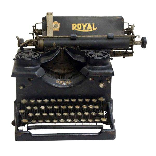 Vintage Royal Regal Typewriter - Image 1 of 9