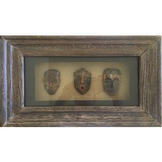 Framed African Wall Art