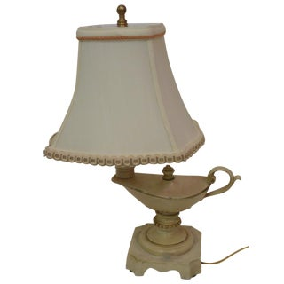 Shabby Chic Accent Table Lamp
