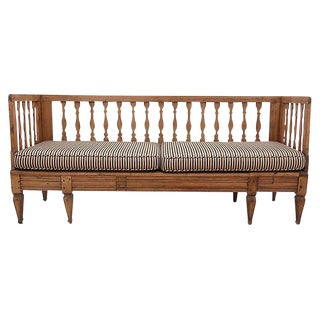 Antique Gustavian Day Bed