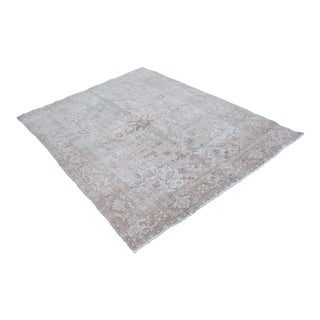 Antique Heriz Rug - 8′ × 10′6″