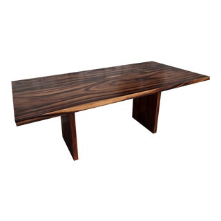 Tiger Albizia Dining Table