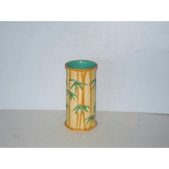 Tiffany Portugese Ceramic Vase - Image 2 of 4