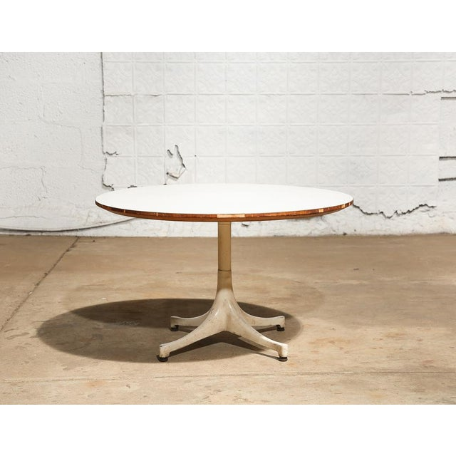 George Nelson Round Coffee Table - Image 3 of 8