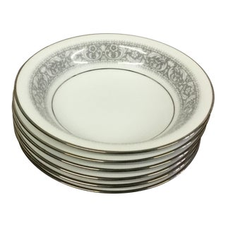 Noritake Naples 6975 Soup Bowls - Set of 6