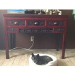 Image of Vintage Chinese Console