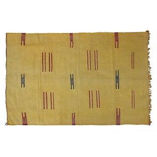 Moroccan Cactus Silk Rug - 3′1″ × 4′9″