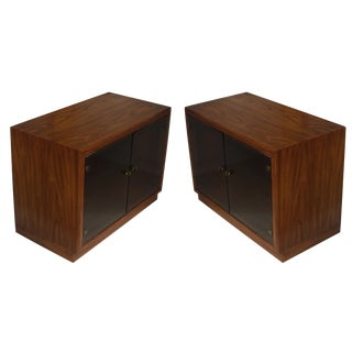 American of Martinsville Cabinets - A Pair