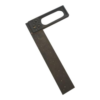 Antique Rustic Country Angle Tool