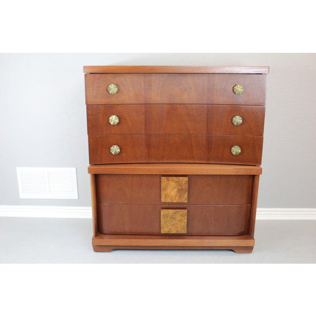 Mid-Century Modern Chest by Bassett - Image 2 of 9