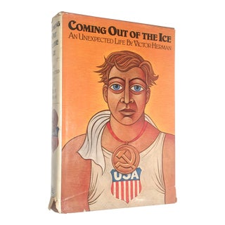 "Victor Herman ""Coming Out of the Ice"" Signed First Edition Book"