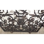 Image of Traditional 1930s Cast Iron Plaques - A Pair