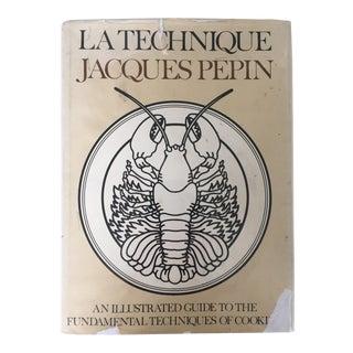 Jacques Pepin La Technique Cookbook