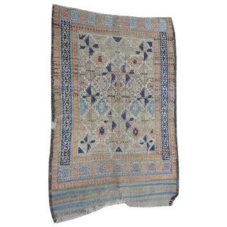 Antique Tribal Baluch Rug - 2′7″ × 3′8″