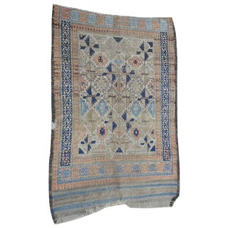 Antique Tribal Baluch Rug - 2′7″ × 3′8″