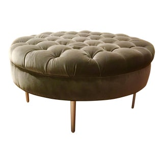 Currey & Co. Starlet Cocktail Ottoman