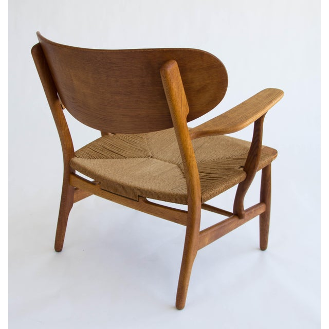Hans Wegner Occasional Chair - Image 5 of 9