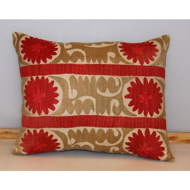 Image of Vintage Tribal Band Bolinpush Pillow