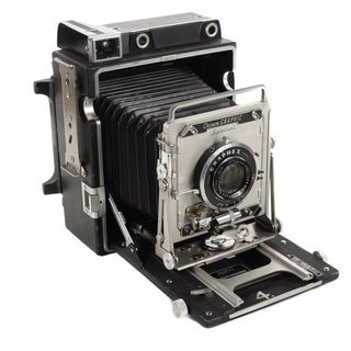 Crown Graphic Professional 4 x 5 Press Camera