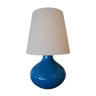 Blue Dear Drop Table Lamp