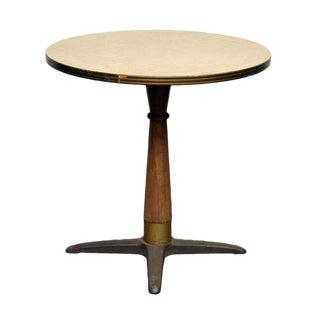Mid-Century Pedestal Table