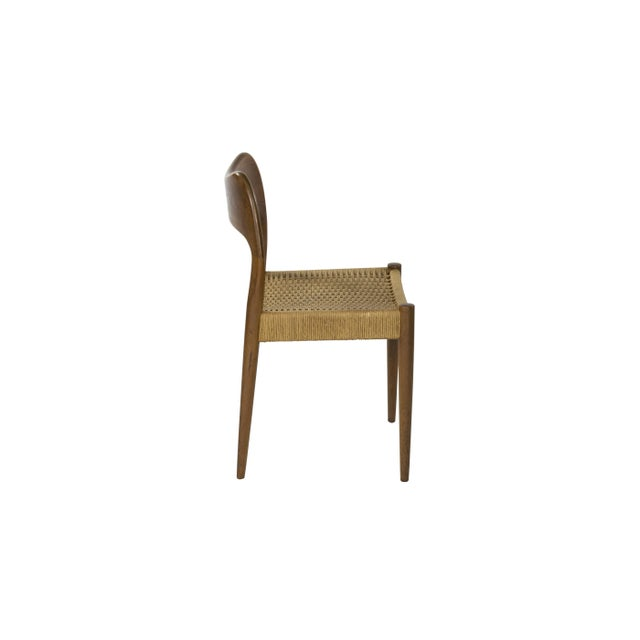 Image of MK Mobler Vintage 1960s Dining Chairs - Set of 6