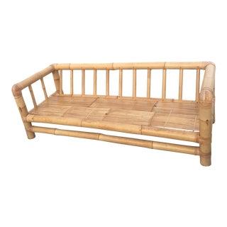 Mangku Bamboo Bench