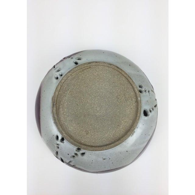 Studio Pierced Stoneware Fruit Bowl - Image 8 of 9
