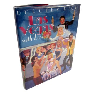 Dorothy Rice Paintings Las Vegas Book - 1st Ed.