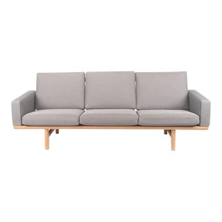 Hans Wegner Danish Oak Sofa