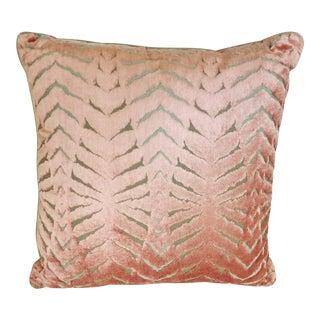 Magnetism Velvet Pillow