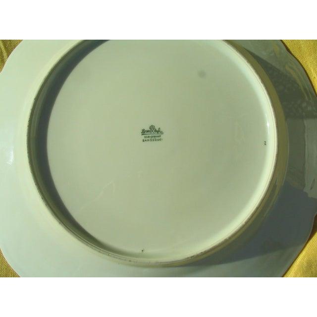 Rosenthal Sanssouci Floral Chop Plate - Image 4 of 5