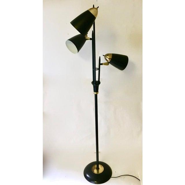 "Gerald Thurston for Lightolier ""Triennale"" Floor Lamp - Image 2 of 6"