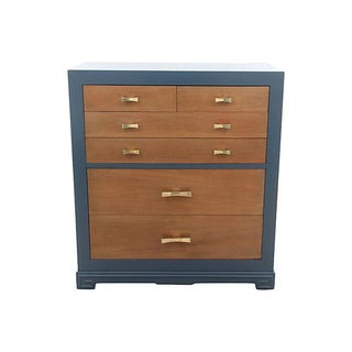 Vanleigh of New York Painted Chest of Drawers