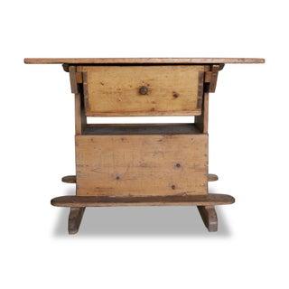 Pine Baker's Table