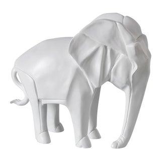 Elephas Resin Elephant Statue