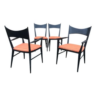 Paul McCobb Calvin Furniture Dining Chairs - 4