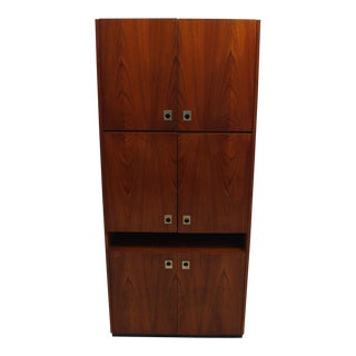 Mid-Century Teak Storage Cabinet