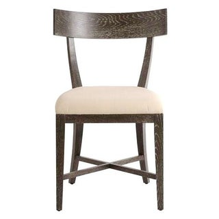 Santa Barbara Limed Oak Side Chair