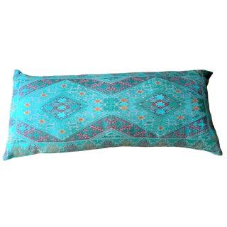 Swati Embroidered Lumbar Pillow