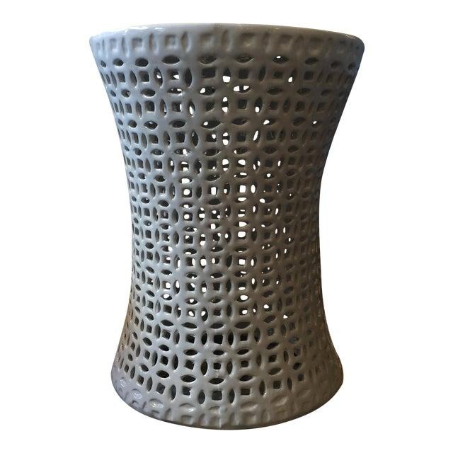 Ceramic Garden Stool - Image 1 of 7