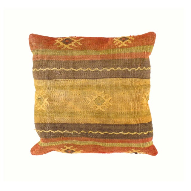 Image of Vintage Kilim Pillow from Turkey