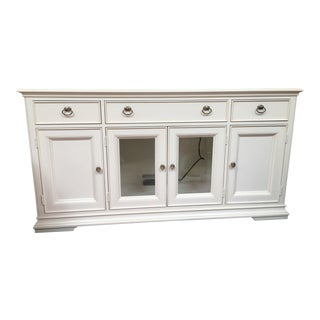 Thomasville White Painted Sideboard