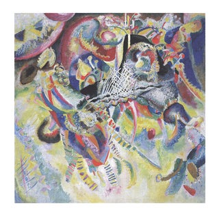 Wassily Kandinsky Fuga Poster