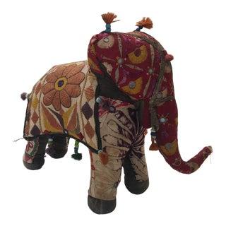 Oversized Vintage Elephant