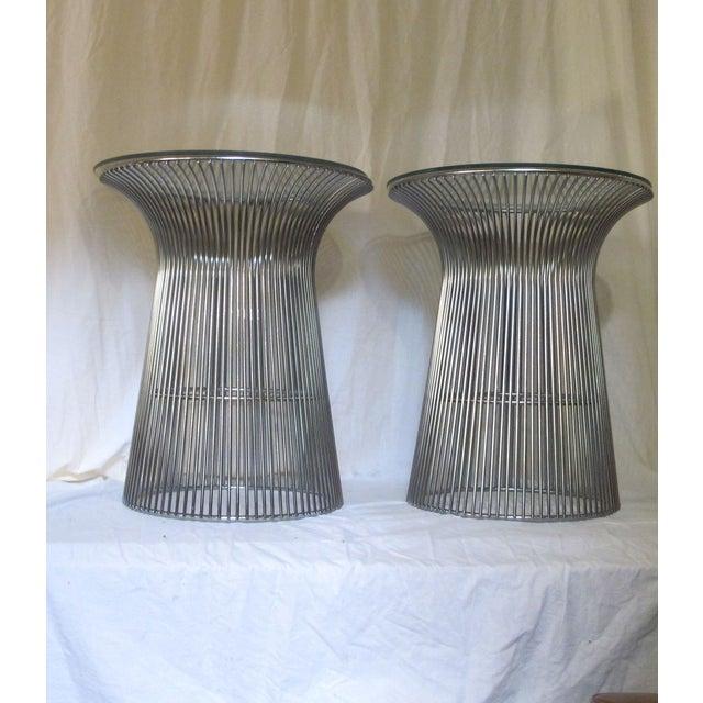 Image of Vintage Knoll Platner-Style Side Tables