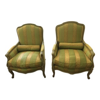 French Beregeres Chairs - A Pair