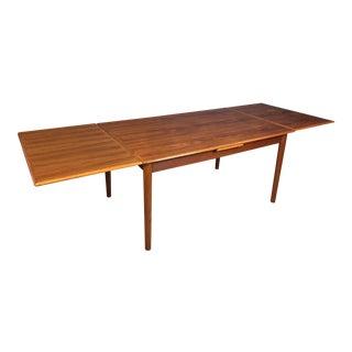 Ansager Mobler Danish Modern Teak Dining Table